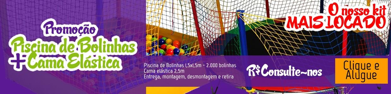 Promoção - Piscina + Cama